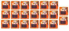 100 Cartridges Gillette 7 O'Clock PII 5 Count. Razor Blades Pack of 20 Free Ship