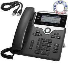Cisco 7821 IP/SIP Téléphone Téléphone-Inc TVA et garantie-CP-7821-K9