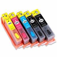 364 364xl complet rechargeable Cartouche d'encre pour HP 364, à l'aide d'encre p