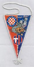 Soccer Football club NK HAJDUK , Split -  TORCIDA fuckin BAD BLUE BOYS  pennant1