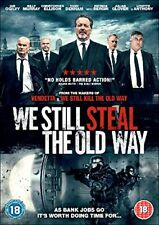 We Still Steal The Old Way (DVD) *NEW & SEALED*