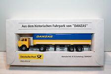 Henschel HS 16 TS - Aus dem historischen Fuhrpark von Danzas (Brekina/X,BB/S107+