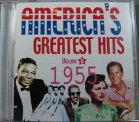 America's Greatest Hits, Vol. 6: 1955 by Various Artists (CD, Nov-2011,...