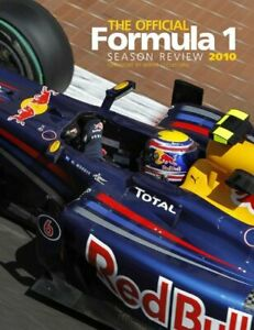 Official Formula 1 Season Review 2010 by Various Hardback Book The Cheap Fast