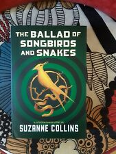 Paperback The Ballad of Songbirds and Snakes A Hunger Games Book