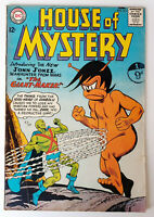 House Of Mystery #143 Silver Age DC Comics VG/F