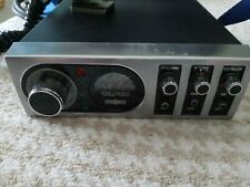 Vintage Sparkomatic 23 Channel Cb Radio Transceiver Works Very Clean