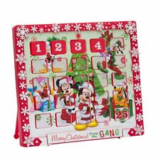 """Kurt Adler 9.5"""" Mickey Mouse and Friends Advent Calendar 9.5"""" FACTORY SEALED*"""
