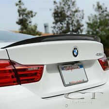 Painted BMW F32 428i 435i Performance Style Rear Boot Trunk Spoiler Wing