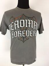 WWE The Undertaker Deadman Forever T Shirt Two Sided Sz Medium