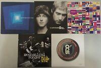 """Ocean Colour Scene x5 - UK 7"""" Vinyl - Sway, Beautiful, Peace, Wonder, Way OCS"""