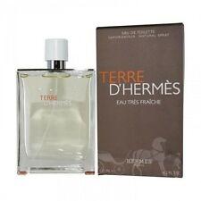 Terre D'Hermes EAU TRES FRAICHE By Hermes 4.2 oz / 125 ml EDT SPRAY MEN NIB SEAL