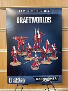 Craftworlds Warhammer 40,000 starter  Games Workshop  Start Collecting!