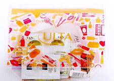 15 Piece Ulta Beauty Makeup Bag Skin Care Set, Mini Samples