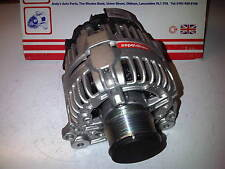 VW LUPO & POLO 1.4 TDI DIESEL NUOVO rmfd ALTERNATORE 120AMP 00-on + Clutched PULEGGIA