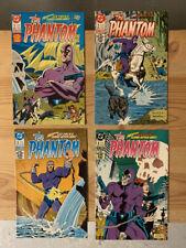 The Phantom Mini Series 1-4 DC Comics 1988