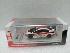 HONDA CIVIC Type-R FD2 Japan One Make Race Prototype 2007 INNO MODEL 1/64