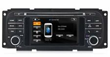 "AUTORADIO 4,3"" Dodge Ram/Chrysler PT Cruiser/Jeep Grand cherokee Navigatore Usb"