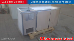 Lagerräumung! VARIO Biertheke mit 2x Türen, STECKERFERTIG - Gastronomie