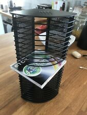 CD Storage Rack For 24CDs