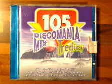 DISCOMANIA MIX  TREDICI  -  RADIO 105 NETWORK  -  CD  1997  NUOVO  NON SIGILLATO