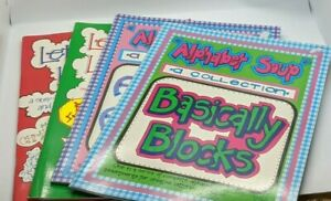 4 Hand Lettering Books Scrapbooking Alphabet Soup How To Sandy Tyson
