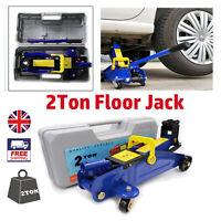 1020LE Sealey Car//Van//4x4 Trolley Jack 2 tonne Low Entry//Profile Heavy Duty