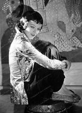 8x10 Print Myrna Loy Sexy Oriental #5500840