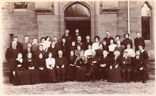 Group  Abbotsview Home Sanatorium Galashiels unused RP pc J Clapperton