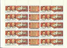USSR 1983...SHEET n° 4989-90..MNH...YT 12€...SPACE/KOSMOS/ESPACE
