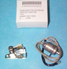1A08, 2A016, 4A032 Military Standard 4 Point & Condensor Kits for one Money!!