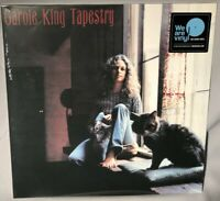 LP CAROLE KING Tapestry (180 Gram Vinyl, 2016) NEW MINT SEALED