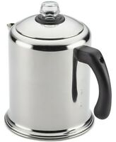 Farberware Yosemite Classic Stainless Stl 12-Cup Coffee Percolator Without cover