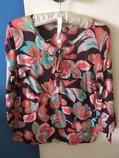 Tunic Summer/Beach Regular Floral Tops & Blouses for Women
