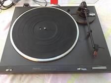 hi fi turntable Technics belt drive Vintage Vinyl Record player