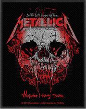 Metallica - Wherever I May Roam Patch 7cm x 10cm