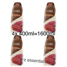 3 X Avon Care Cocoa Butter Body Lotion 400ml