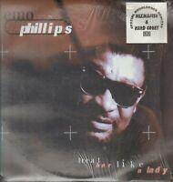 Emo Phillips – Behandeln Ihr Like IN Lady - UMD 287 - Ita 1996