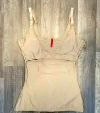 SPANX Slimplicity Camisole Cami Adjust A Bust nude sz XL NWOT