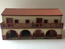 28mm ROMAN  large Shop/houses prepainted kit
