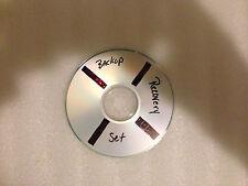 HP Pavilion P7-1414 PC Desktop set of rescue dvd's