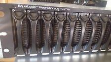 Dell EqualLogic PS100E 14x 1TB SATA Storage System Dual Controllers ISCSI SAN