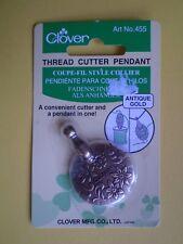 Clover Thread Cutter Pendant - S/N. ART 455
