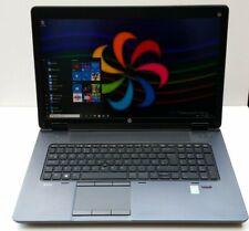 HP ZBook 17 i7-4700MQ 16GB 128GB SSD + 2TB HDD K4100M DREAM COLORE LCD Full HD