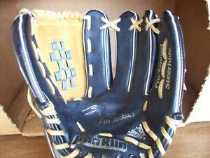 "Franklin Bo Jackson 4661 Signature Series RHT 12"" Youth Leather Baseball Glove"