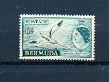 BERMUDA 1953 DEFINITIVES SG143 6d (BIRD)  MNH