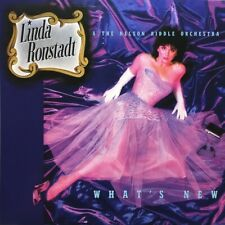 Linda Ronstadt & The Nelson Riddle Orchestra - What's New Vinyl LP APP073