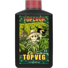TOP CROP TOP VEG 1L concime fertilizzante crescita vegetativa grow fertilizer g
