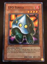 5DS1-EN016 Yugioh! UFO TURTLE 1st Edition EFFECT Monster Card Near Mint x1