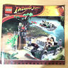 Lego 7625 Instuction MANUAL ONLY indiana Jones River Chase